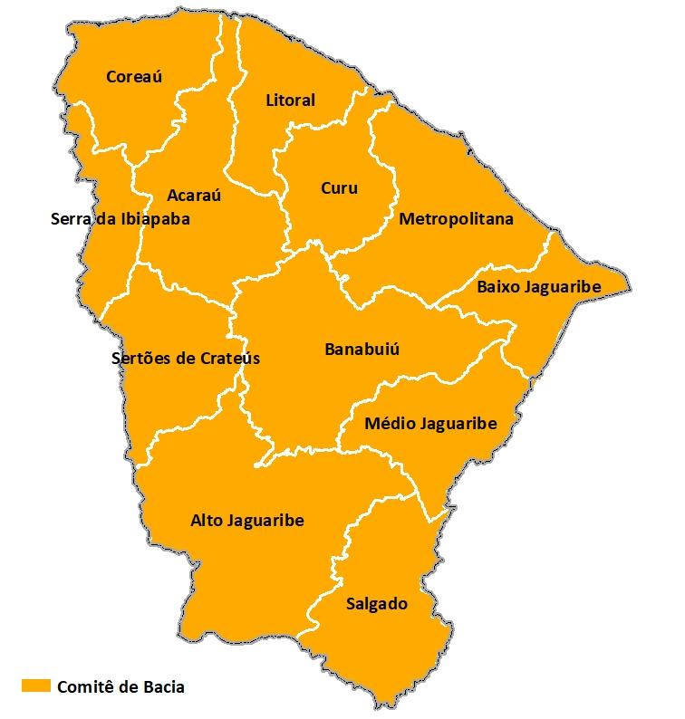 UEGRHs Ceará