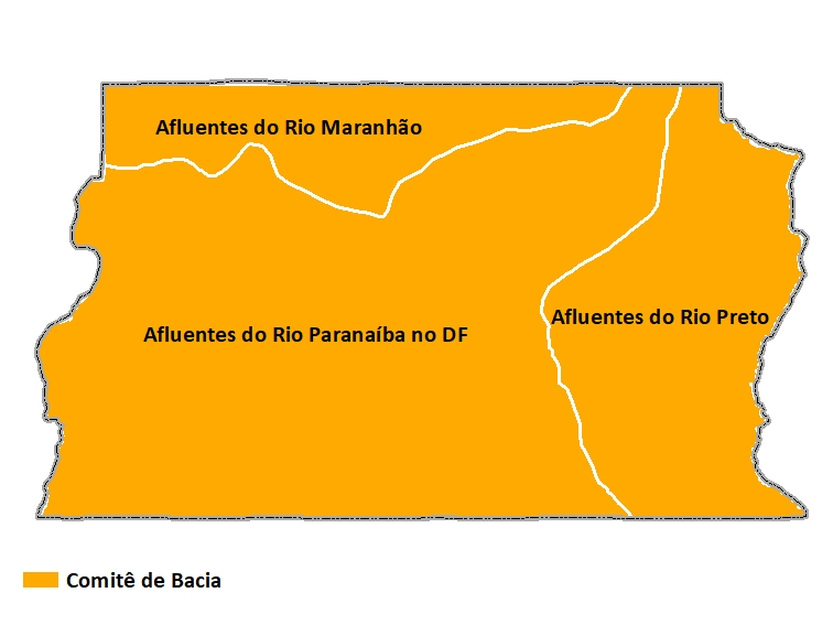 UEGRHs Distrito Federal