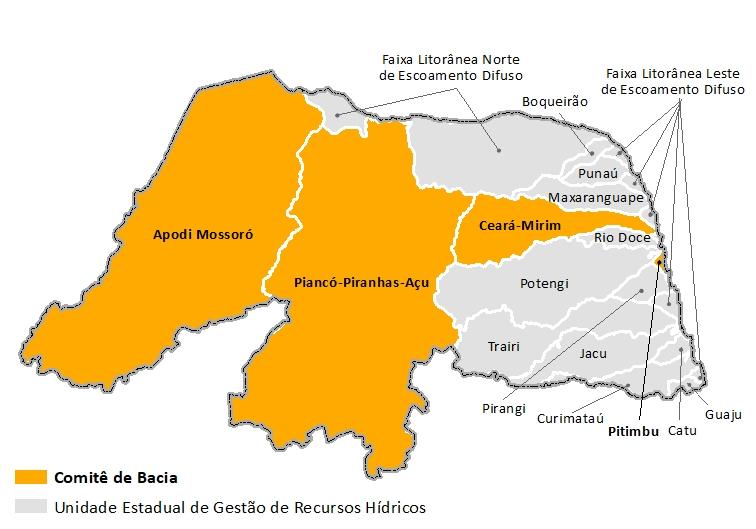 UEGRHs Rio Grande do Norte