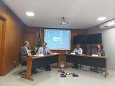 Abertura do II Seminário de Acompanhamento do Projeto Ferramentas de Gestão de Águas, em Brasília/DF -  Foto: ANA/SAS