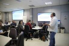 Oficina de planos de capacitação é realizada em Brasília/DF Foto: Thamiris Lima - Ascom/ANA