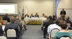 3º encontro de órgãos gestores de recursos hídricos, realizado em 2017, em Brasília - Foto: ASCOM/ANA