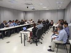 Um Dia de ANA - Reunião com Goiás Foto: Elmar Castro, SAS/ANA