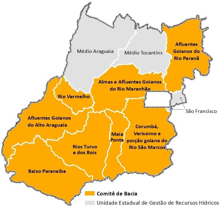 UEGRHs Goiás