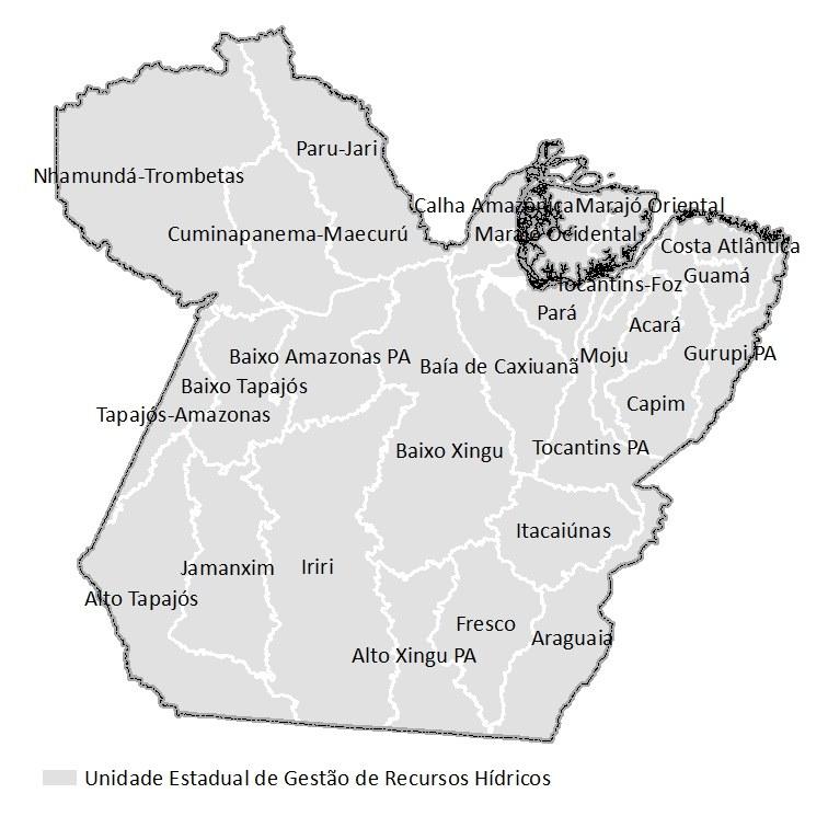 UEGRHs Pará