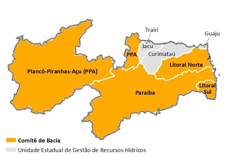 UEGRHs Paraíba