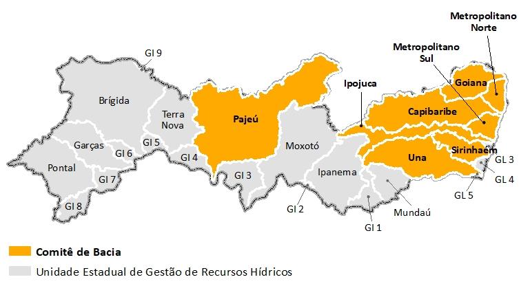 UEGRHs Pernambuco