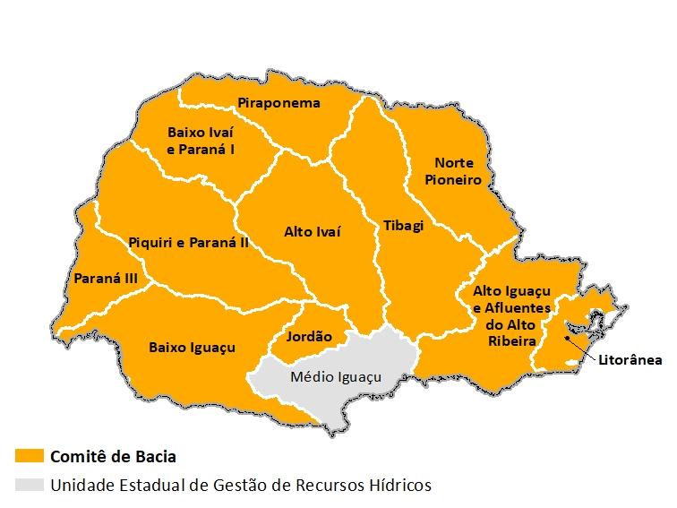 UEGRHs Paraná
