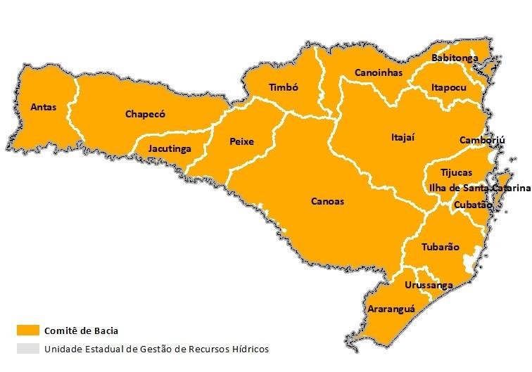 UEGRHs Santa Catarina
